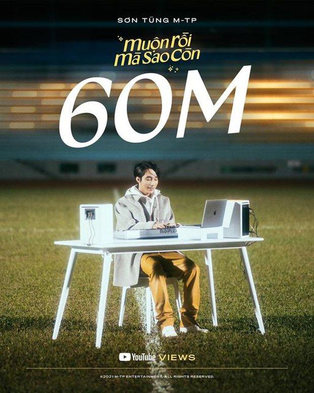 Sơn Tùng M-TP lại leo lên Top 1 trending tại Việt Nam cùng một loạt thành tích khủng với Muộn Rồi Mà Sao Còn - Ảnh 1.
