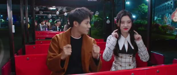 Cúc Tịnh Y tự tố bản thân make up lố khi kề sát bạn diễn ở trailer phim mới, đẹp đấy nhưng vẫn 10 lần như 1? - Ảnh 2.
