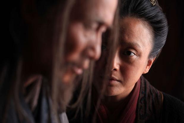 Mỹ nhân Hoa ngữ phá dáng vì vai diễn: Dương Tử tăng 8kg, Chung Hân Đồng ăn 5 bữa một ngày vẫn chưa đáng nể bằng trùm cuối - Ảnh 6.
