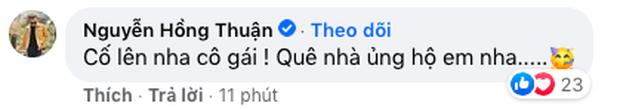 NS Hồng Vân, BB Trần và dàn sao hoan hỉ chúc mừng Khánh Vân, riêng Tóc Tiên căn dặn một điều - Ảnh 4.