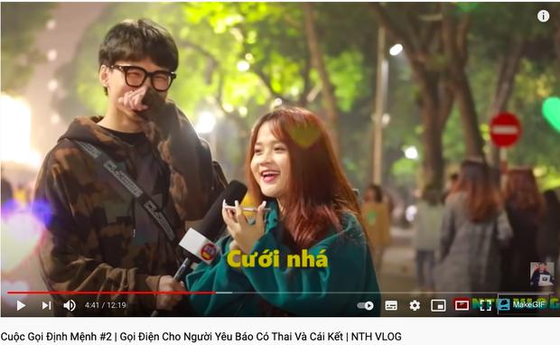 Gần 100 nghìn lượt xem clip Sơn Tùng và Thiều Bảo Trâm đối đáp có cưới hay không, gì đây gì đây? - Ảnh 6.