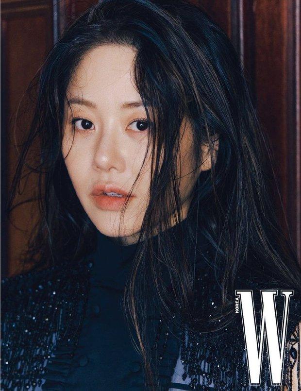 Á hậu bị đế chế Samsung ruồng bỏ Go Hyun Jung gây sốt Baeksang 2021, so lại ảnh cách đây 10 năm mới thấy đúng là ma cà rồng hack tuổi - Ảnh 13.