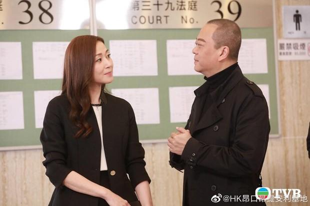 Phim giải nghệ TVB của Âu Dương Chấn Hoa rớt đài vì lừa dối khán giả, PR quá lố sao nữ Hoàn Châu Cách Cách? - Ảnh 12.