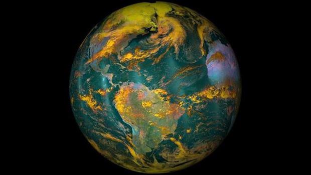 Gần 1/5 diện tích đất liền trên Trái đất bị biến đổi trong 60 năm qua - Ảnh 1.