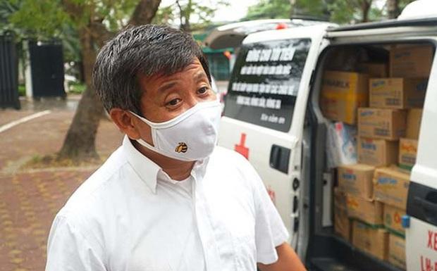 Ông Đoàn Ngọc Hải bị cảm cúm thông thường dẫn tới sốt - Ảnh 1.