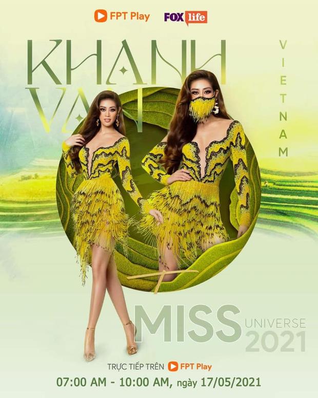 Đây là cách xem trực tiếp Miss Universe và vote ủng hộ Hoa hậu Khánh Vân - Ảnh 4.