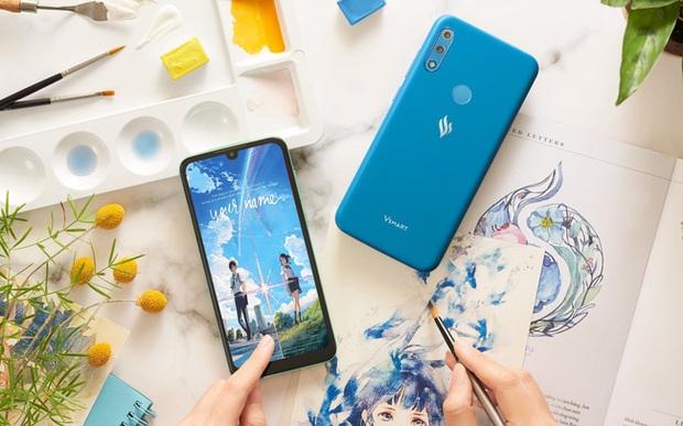 Điện thoại Vsmart đồng loạt giảm giá, cao nhất lên tới 2 triệu đồng - Ảnh 1.