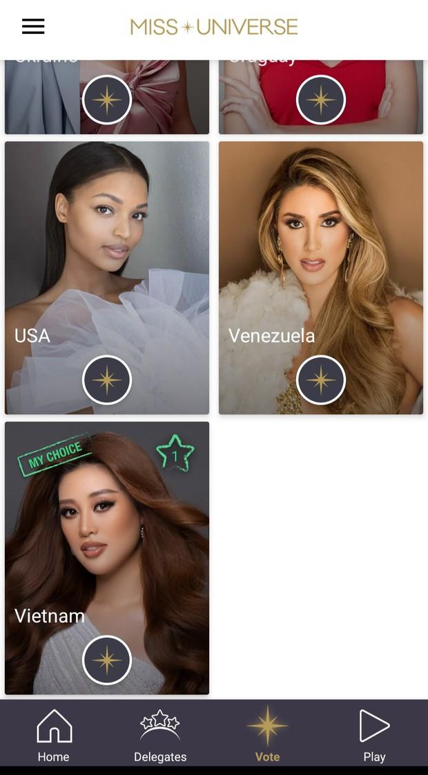 Đây là cách xem trực tiếp Miss Universe và vote ủng hộ Hoa hậu Khánh Vân - Ảnh 5.