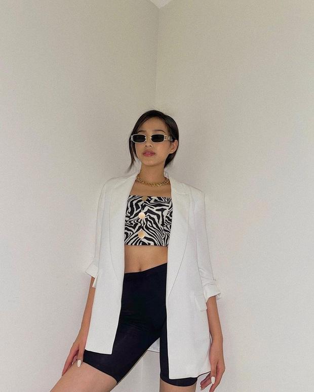 Kiểu tóc và trang điểm liên tục lệch pha với outfit, bảo sao HH Đỗ Hà vẫn chưa gia nhập vào hội mỹ nhân cool ngầu của showbiz Việt được - Ảnh 1.