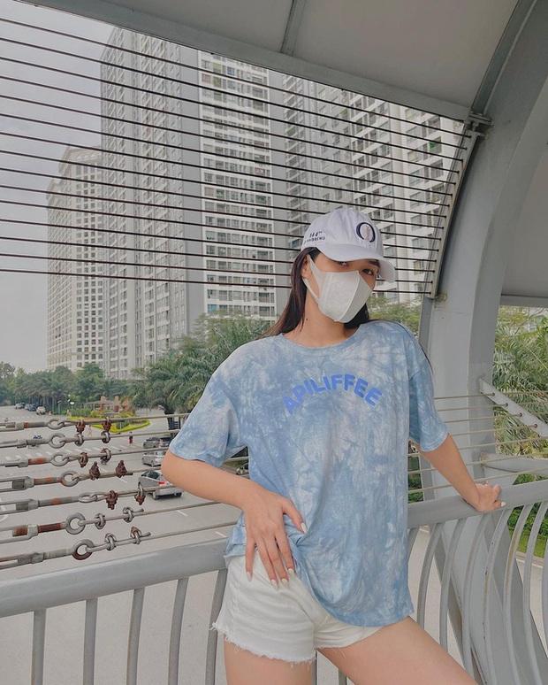 Kiểu tóc và trang điểm liên tục lệch pha với outfit, bảo sao HH Đỗ Hà vẫn chưa gia nhập vào hội mỹ nhân cool ngầu của showbiz Việt được - Ảnh 2.