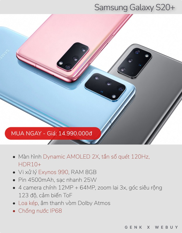 Tầm giá dưới 15 triệu không nhiều lựa chọn nhưng tìm kỹ là ra vài mẫu smartphone toàn tính năng hay ho độc đáo - Ảnh 1.