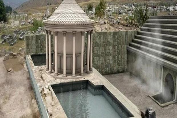Sự thật về cổng địa ngục 2.200 năm của người La Mã cổ đại - Ảnh 2.