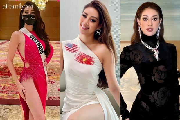 3 chiến thuật thời trang cao tay của Khánh Vân tại Miss Universe: Dân tình vừa tự hào lại vừa đồng cảm - Ảnh 2.