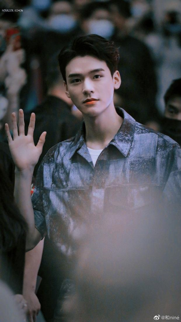 Cung Tuấn (Sơn Hà Lệnh) bỗng thành mỹ nam hot nhất MXH bởi màn sốc visual: Ngũ quan sắc sảo, chấp luôn cả ảnh không PTS - Ảnh 6.