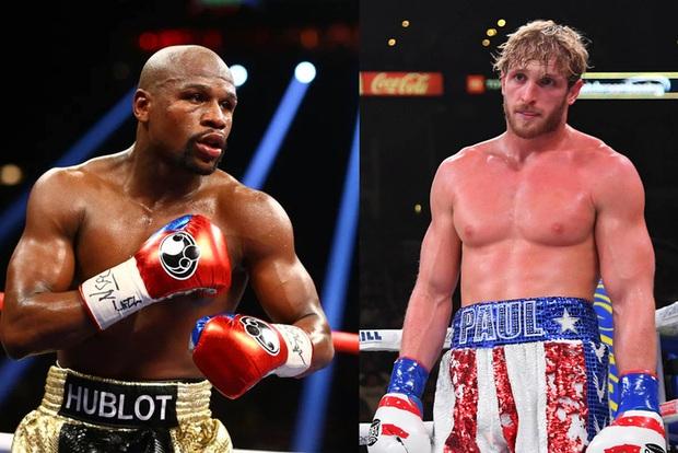 Youtuber 22 triệu subs bất ngờ được nhà vô địch boxing thế giới khen ngợi trước thềm trận đại chiến cùng Floyd Mayweather - Ảnh 3.