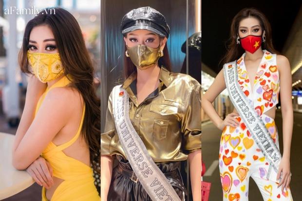 3 chiến thuật thời trang cao tay của Khánh Vân tại Miss Universe: Dân tình vừa tự hào lại vừa đồng cảm - Ảnh 3.