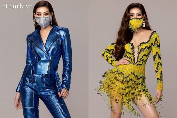 3 chiến thuật thời trang cao tay của Khánh Vân tại Miss Universe: Dân tình vừa tự hào lại vừa đồng cảm - Ảnh 4.