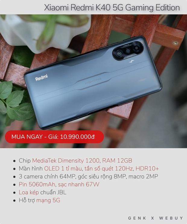 Tầm giá dưới 15 triệu không nhiều lựa chọn nhưng tìm kỹ là ra vài mẫu smartphone toàn tính năng hay ho độc đáo - Ảnh 5.