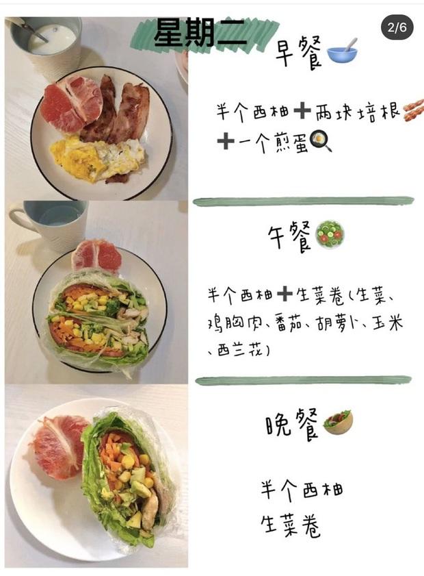 Giảm cân mùa hè: Thực đơn tiêu mỡ, dưỡng da láng mịn của Trần Kiều Ân hóa ra chỉ nhờ 1 loại quả mọng nước - Ảnh 4.