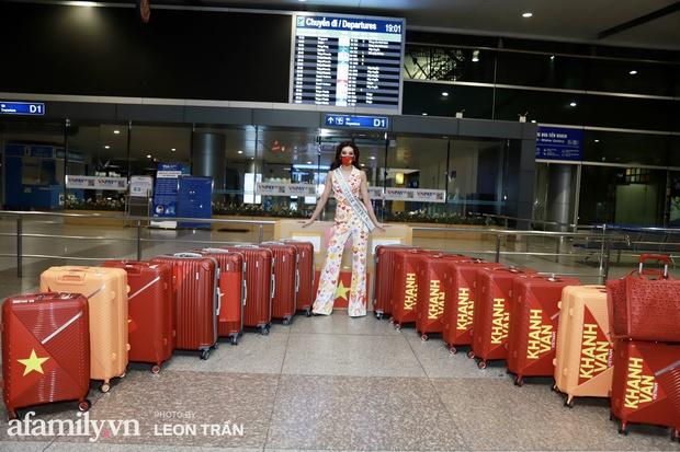 3 chiến thuật thời trang cao tay của Khánh Vân tại Miss Universe: Dân tình vừa tự hào lại vừa đồng cảm - Ảnh 7.