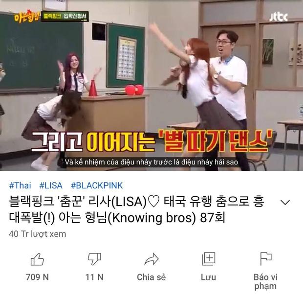 Knet trầm trồ vì sức hút của Lisa: Tấu hài mà view khủng như MV, đi show Mnet cầm chắc No.1! - Ảnh 5.