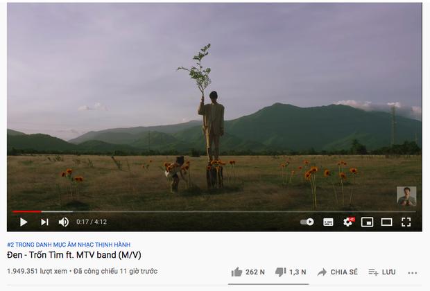 Đen Vâu và Emily ra MV trùng giờ: Âm nhạc lẫn hình ảnh đối lập, netizen phản ứng thế nào mà đều mất hút trên top trending? - Ảnh 3.