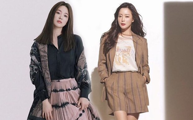Song Hye Kyo nhận xe cà phê ủng hộ từ mỹ nhân công khai dìm hàng nhan sắc mình, cớ sao vẫn vui vẻ thế này? - Ảnh 4.