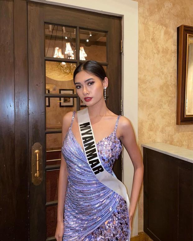 Không có trang phục vì thất lạc hành lý tại Miss Universe, đối thủ của Khánh Vân có màn xoay xở đầy bất ngờ - Ảnh 3.