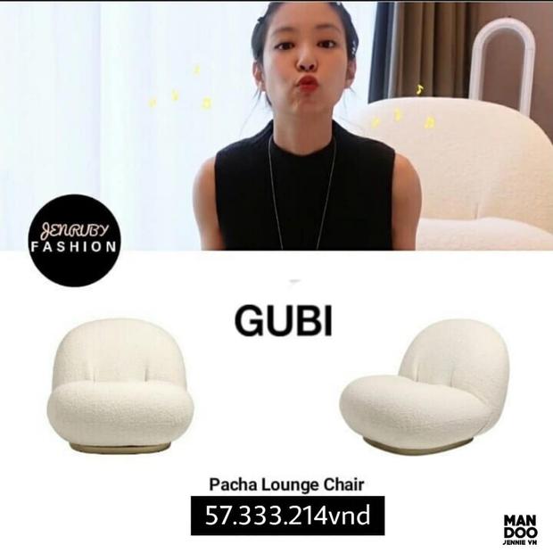 Nhà Jennie có sofa sang xịn tận 57 triệu, bạn có thể sắm kiểu tương tự giá chỉ từ 6 triệu - Ảnh 3.