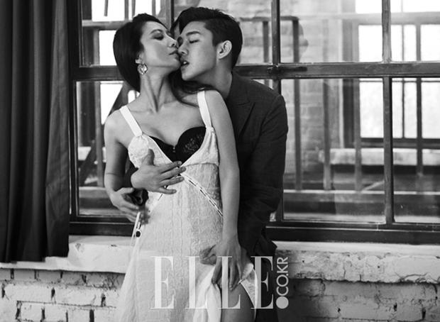Top ảnh tạp chí đôi đẹp nhất xứ Hàn: Sốc nặng bàn tay hư Yoo Ah In đặt lên body bà cả Thế Giới Hôn Nhân, Hyun Bin - Son Ye Jin đúng huyền thoại - Ảnh 2.