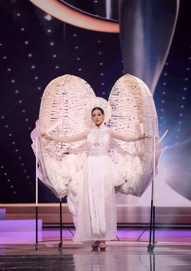 Rầm rộ bảng điểm đêm Bán kết Miss Universe và thứ hạng cao ngất của Khánh Vân theo Missosology, thực hư ra sao? - Ảnh 5.