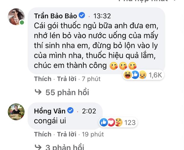 Khánh Vân livestream 15 phút mà đạt kỷ lục triệu view, NSND Hồng Vân và dàn sao Vbiz rôm rả vào động viên gây nổ MXH - Ảnh 7.