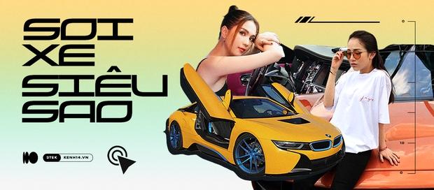 Soi siêu xe mui trần sang chảnh của nữ MC đài VTV, giá hơn 5 tỷ đồng và luôn nổi bần bật trên phố - Ảnh 9.