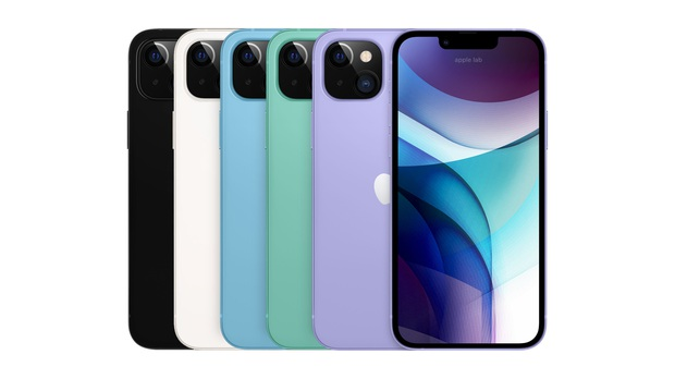 iPhone 13 tiếp tục lộ ảnh concept, nhiều phối màu mới sang xịn mịn - Ảnh 2.