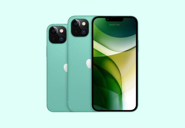 iPhone 13 tiếp tục lộ ảnh concept, nhiều phối màu mới sang xịn mịn - Ảnh 7.