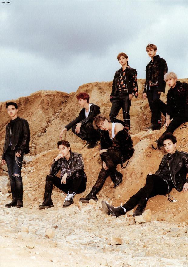 Boygroup nhi đồng phá kỷ lục bán đĩa tuần đầu của SM, ông hoàng triệu bản EXO phải chịu thua đàn em - Ảnh 3.