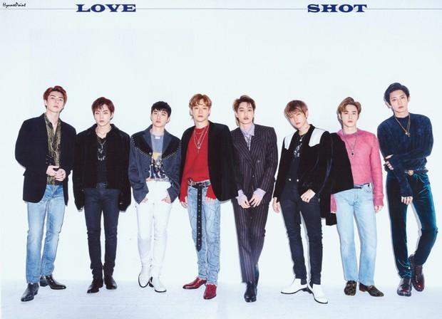Boygroup nhi đồng phá kỷ lục bán đĩa tuần đầu của SM, ông hoàng triệu bản EXO phải chịu thua đàn em - Ảnh 4.