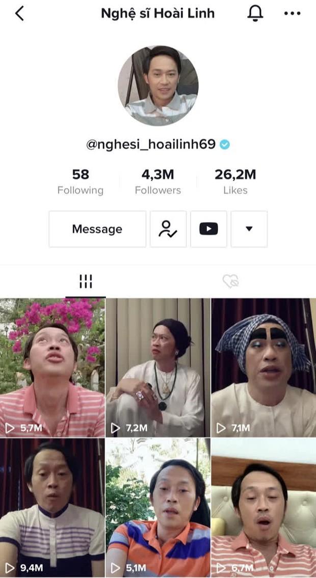 Phủ sóng từ TikTok, YouTube đến gameshow, NS Hoài Linh đang có cú trở lại mạnh mẽ hơn bao giờ hết? - Ảnh 2.