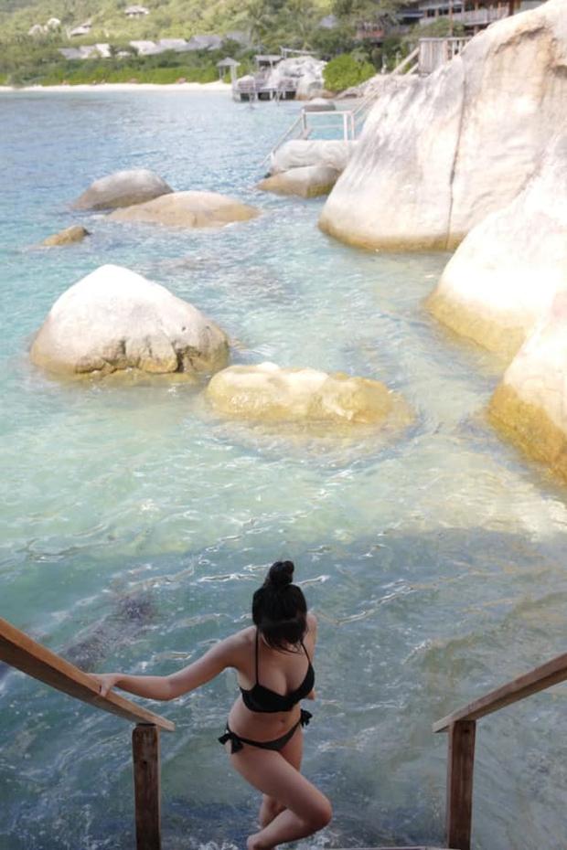 Hot girl một thời của làng game Việt tự tin diện bikini, khoe body cực nóng bỏng - Ảnh 4.