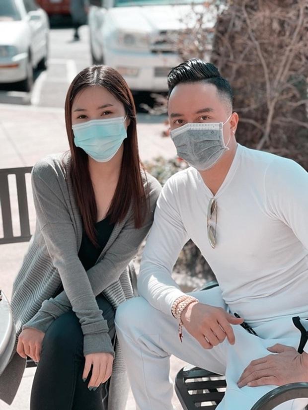 Nghe tin Hương Tràm mang thai tại Mỹ mà netizen không tin vì nghi ra MV mới, Cao Thái Sơn sống chung nhà bị réo tên - Ảnh 9.