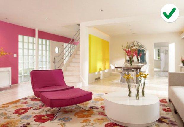 10 sai lầm phổ biến khi lựa chọn màu sắc thiết kế, lỗi nào cũng chứng tỏ gu thẩm mỹ của chủ nhà bằng 0 - Ảnh 10.