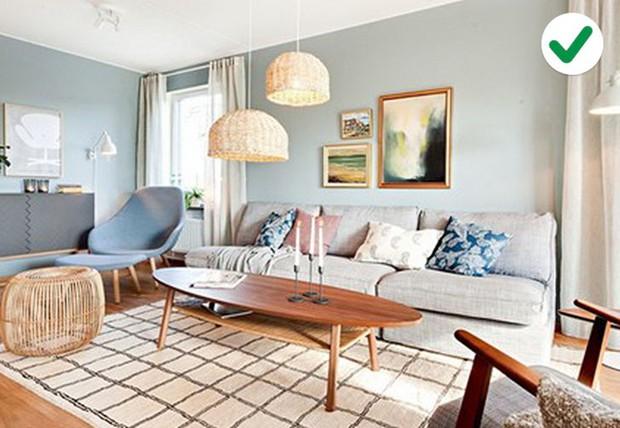10 sai lầm phổ biến khi lựa chọn màu sắc thiết kế, lỗi nào cũng chứng tỏ gu thẩm mỹ của chủ nhà bằng 0 - Ảnh 9.