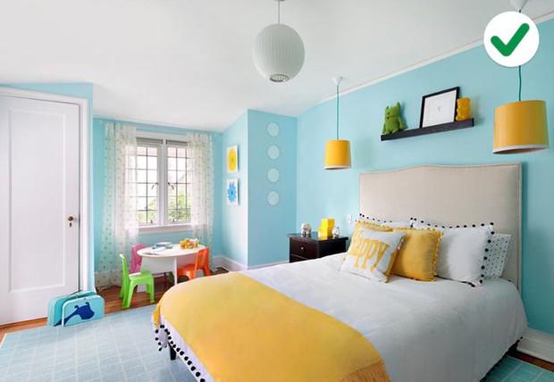 10 sai lầm phổ biến khi lựa chọn màu sắc thiết kế, lỗi nào cũng chứng tỏ gu thẩm mỹ của chủ nhà bằng 0 - Ảnh 6.