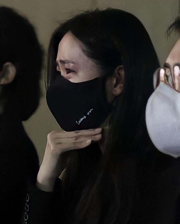 Tang lễ khiến cả Kbiz chết lặng: Son Ye Jin khóc sưng đỏ mắt, Lee Byung Hun cùng dàn sao quyền lực đau buồn tiễn biệt - Ảnh 2.