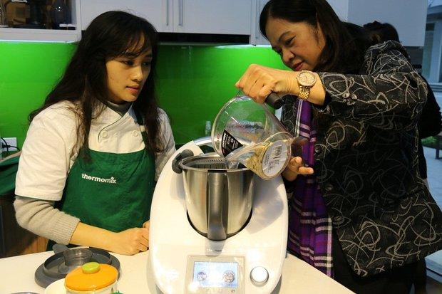 Food blogger Vũ Dino vừa tậu máy nấu ăn tận 40 triệu, món gì cũng nấu được, nhưng liệu có dễ xơi như bạn nghĩ? - Ảnh 6.