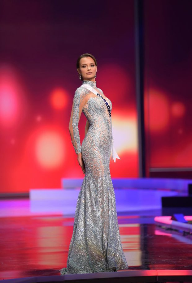 Missosology công bố top 15 trang phục dạ hội đẹp nhất Miss Universe 2020, Khánh Vân thể hiện xuất sắc có đủ sức leo top? - Ảnh 7.