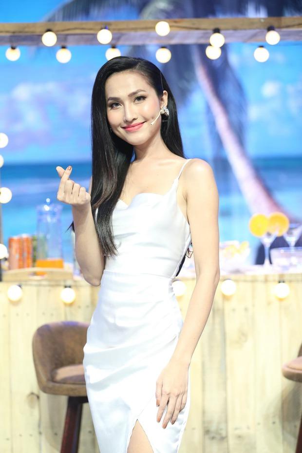 Hoài Sa bị chỉ trích vì đăng ảnh cổ vũ nhưng đứng ngay trung tâm, choán hết spotlight của Khánh Vân - Ảnh 7.