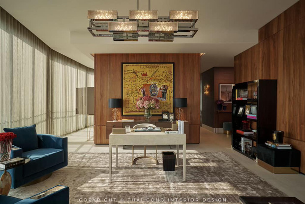 Penthouse Thái Công thiết kế bị nhận xét là thất bại, giống nồi lẩu thập cẩm - Ảnh 1.