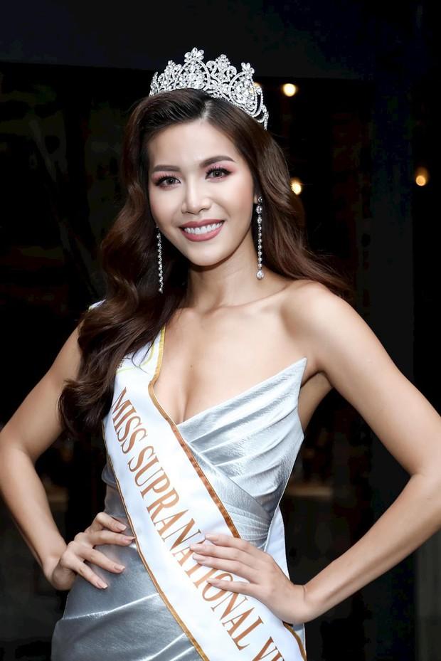 Minh Tú chia sẻ sẽ truyền may mắn cho Khánh Vân trước thềm Chung kết Miss Universe, netizen lại vô cớ mỉa mai - Ảnh 5.