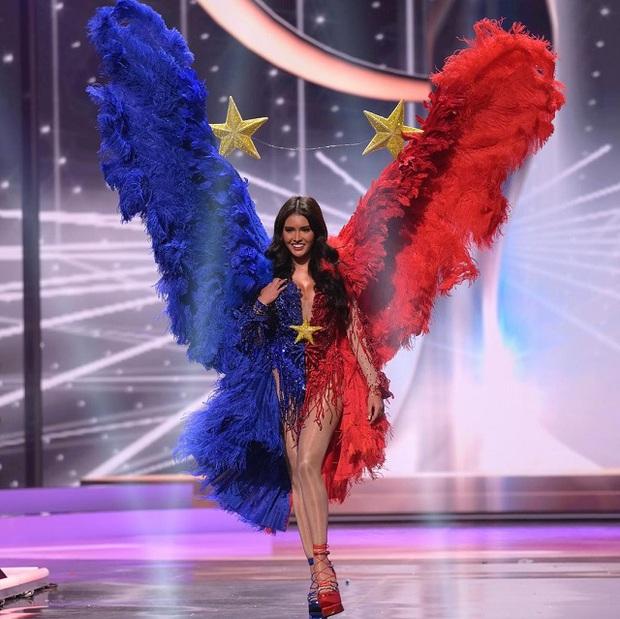 Hoa hậu Philippines dính lùm xùm ở Miss Universe: Quốc phục bị chê sau khi NTK qua đời, HHHV 2018 đồng hương nhưng không ủng hộ - Ảnh 5.